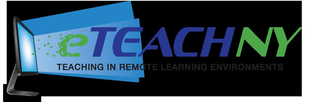 eTEACHNY Logo